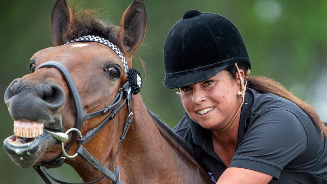 Lady of Racing 2020, Australia: Fiona McIntyre.
