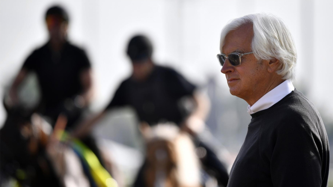 Bob Baffert, U.S. Thoroughbred racehorse trainer.