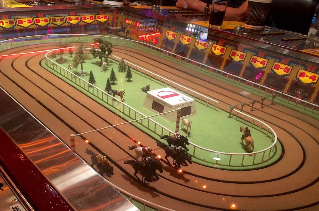 Historic horse racing gambling machine. Source: OnlineGambling.com.